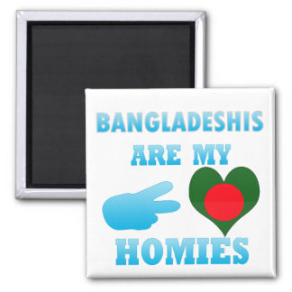 Los Bangladeshis son mi Homies Imán Cuadrado
