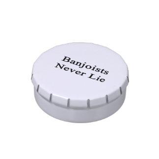 Los Banjoists nunca mienten