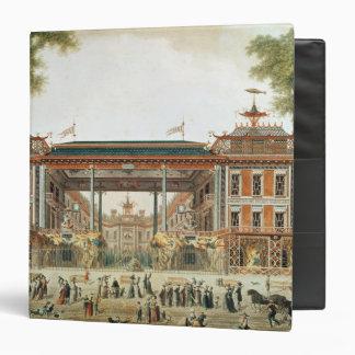 """Los baños chinos en París, establecida por Lenoir Carpeta 1 1/2"""""""