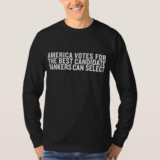 Los banqueros de los votos de América seleccionan Playera