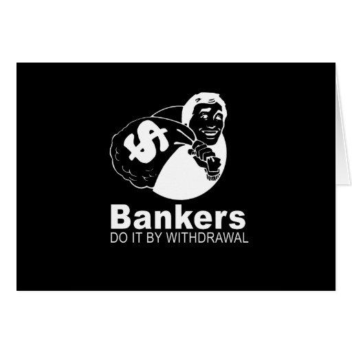 los banqueros lo hacen por la camiseta del retiro tarjetón