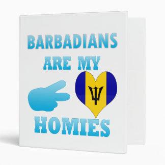 Los Barbadians son mi Homies