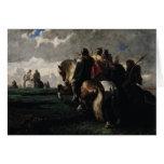 Los bárbaros antes de Roma Tarjeta De Felicitación