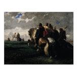 Los bárbaros antes de Roma Tarjeta Postal