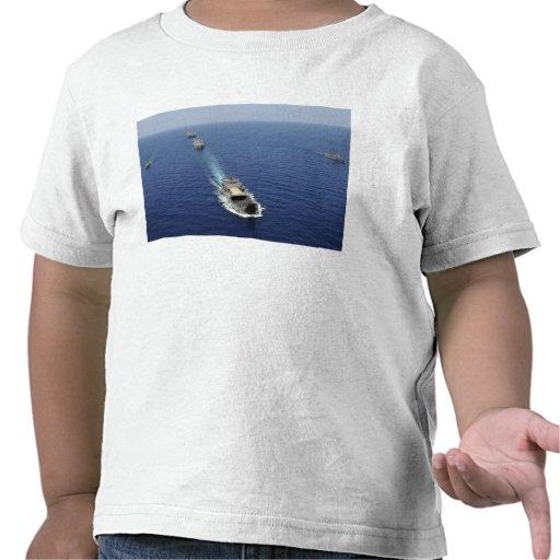 Los barcos de la Armada de la República de Camisetas