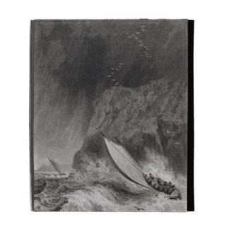 Los barcos de la isla de Walden en una nieve asalt