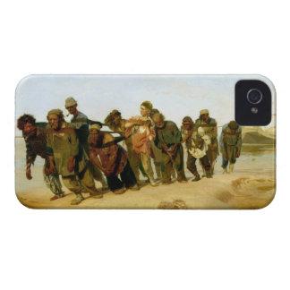 Los barqueros en el Volga, 1870-73 Case-Mate iPhone 4 Coberturas