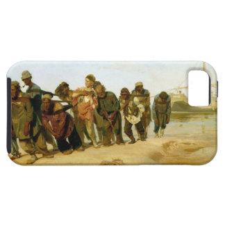 Los barqueros en el Volga, 1870-73 iPhone 5 Case-Mate Protectores