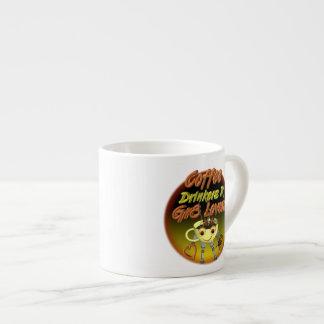 Los bebedores R del café mejoran a amantes Taza De Espresso
