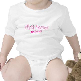 ¡Los bebés consiguen artritis, también! - rosa Trajes De Bebé