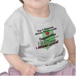 Los Bennies van a casa Camiseta