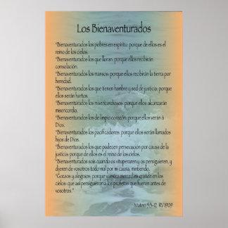 Los Bienaventurados, Cartel Poster