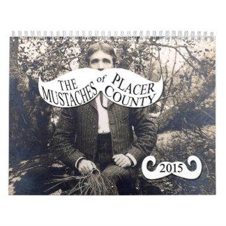 Los bigotes del condado de Placer Calendarios
