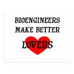 Los Bioengineers hacen a mejores amantes Postales