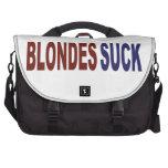 Los Blondes chupan Bolsas Para Portátil