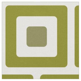 Los bloques redondeados modernos de los mediados telas