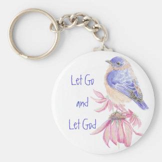 Los Bluebirds, de motivación dejaron van dejar a d Llavero Redondo Tipo Pin