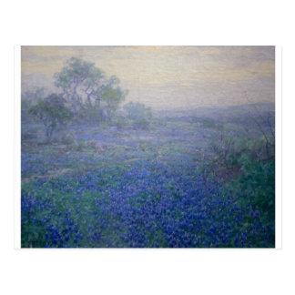 """""""Los Bluebonnets nublados de un día acercan a San Postales"""