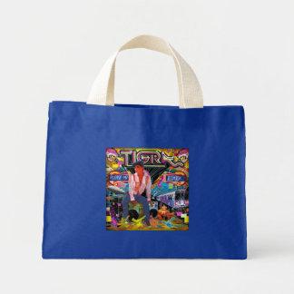 Los bolsos de mano de señora Tigra Bolsa Tela Pequeña