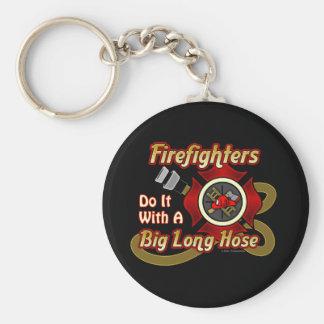 Los bomberos lo hacen… llaveros