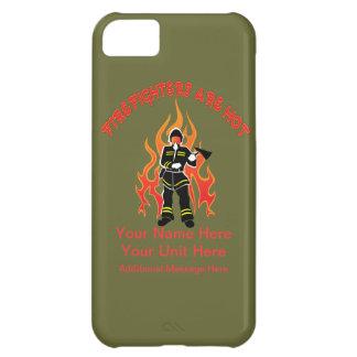 Los bomberos son caso caliente funda iPhone 5C