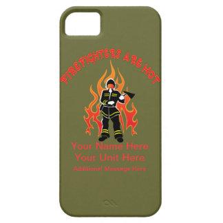 Los bomberos son caso caliente funda para iPhone SE/5/5s