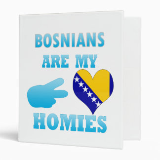 Los bosníacos son mi Homies