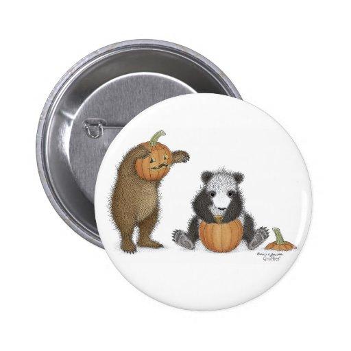 Los botones de Gruffies® - de Pinback Pins
