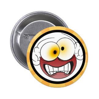 Los botones de las ollas de presión - 1 pin redondo de 2 pulgadas