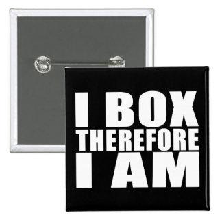 Los boxeadores divertidos citan la caja de los chi pin