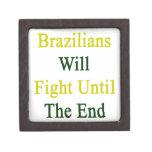 Los brasilen@os lucharán hasta el extremo