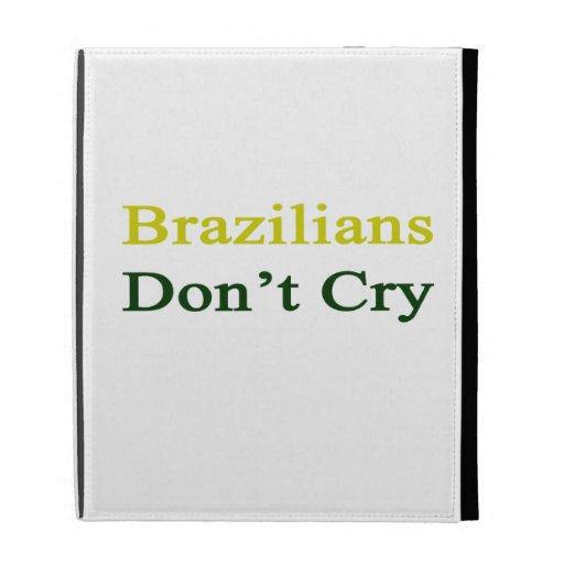 Los brasilen@os no lloran