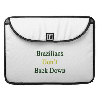 Los brasilen os no retroceden funda para macbook pro