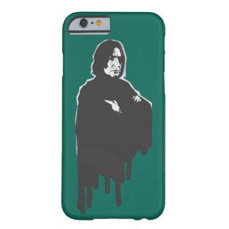 Los brazos de Severus Snape cruzaron el B-W Funda De iPhone 6 Barely There