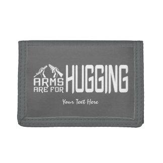 Los brazos están para abrazar las carteras de enca
