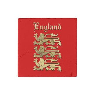 Los brazos reales de Inglaterra Imán De Piedra