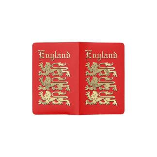 Los brazos reales de Inglaterra Libreta De Bolsillo Moleskine