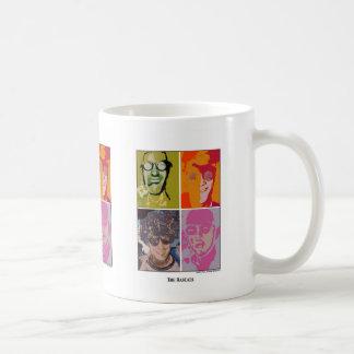 Los bribones tazas de café