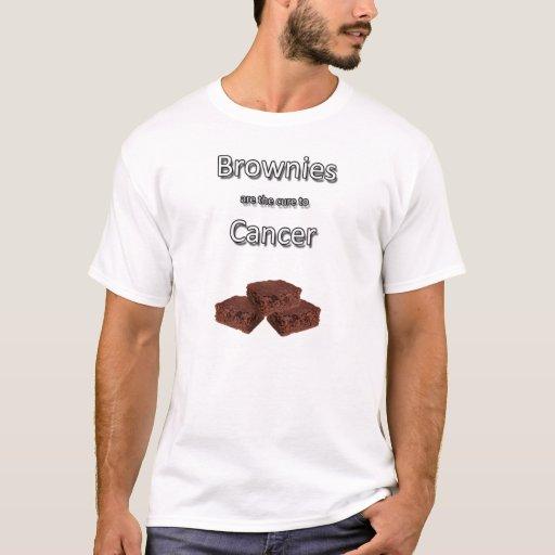 Los brownie son la curación al cáncer playera