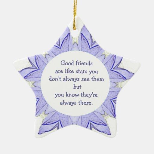 Los buenos amigos son como cita del diseño de las adorno