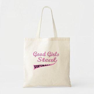 Los buenos chicas roban (el rosa urbano) bolsa tela barata