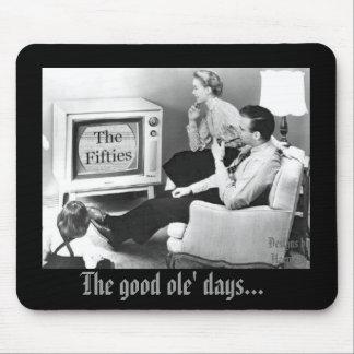 Los buenos días del ole… tapete de ratón