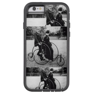 LOS BUENOS VIEJOS DÍAS DE CICLO FUNDA DE iPhone 6 TOUGH XTREME