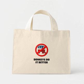 Los burros mejora bolsas