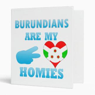 "Los Burundians son mi Homies Carpeta 1"""