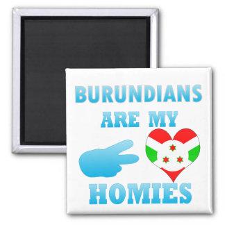 Los Burundians son mi Homies Imán