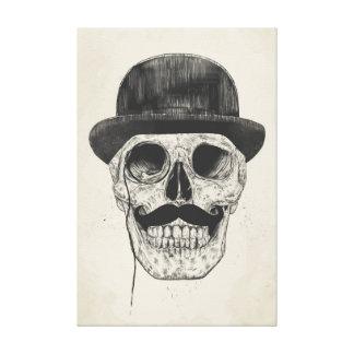 Los caballeros nunca mueren lona estirada galerias