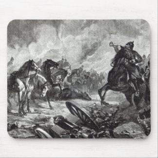 Los caballos de Gravelotte Tapetes De Ratones