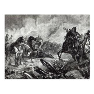 Los caballos de Gravelotte Tarjeta Postal