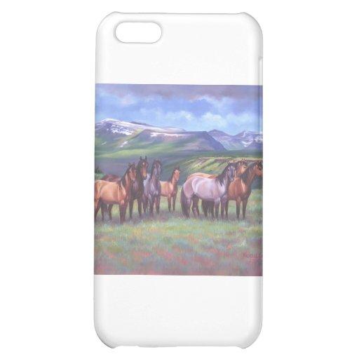 Los caballos salvajes de Oregon